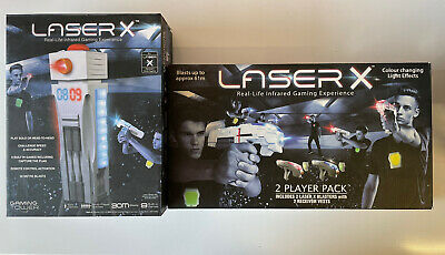 £4.99 • Buy Laser X Two Player Laser Battle (laser Tag, Toy Gun Battle)  With Game Tower.