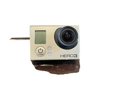$ CDN94.41 • Buy Gopro Hero 3 Camera Black Edition Lots Of Cases And Additional Accessories