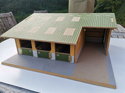 £70 • Buy Brushwood Toys 1:32 Scale Pig Shed (bt8940) Farm Scenary