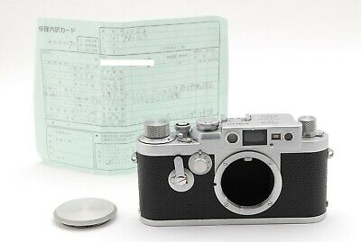 £1260.51 • Buy 【CLA'd TOP MINT S/N 980xxx】 Leica IIIg III G 35mm Film Camera From JAPAN A79