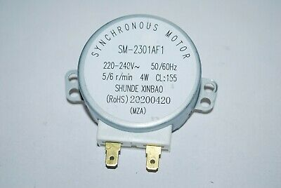 £9.99 • Buy Microwave Oven Turntable Synchronous Motor SM-2301A F1