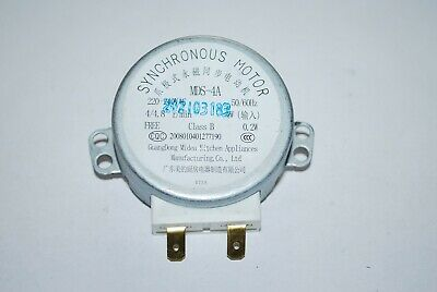 £9 • Buy Microwave Oven Turntable Synchronous Motor MDS-4A