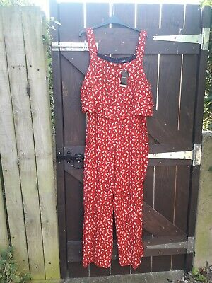 £4.99 • Buy Ladies All In One Jump Suit Size 18 (New