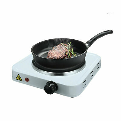 £13.95 • Buy 1000W Electric Hotplate Portable Kitchen Table Top Cooker Stove Single Hot Plate