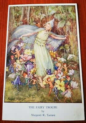 £2 • Buy Medici Postcard, The Fairy Troupe By Margaret W. Tarrant