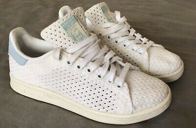 AU50 • Buy Adidas Stan Smith Women's Limited Edition Size 7US White Sneakers