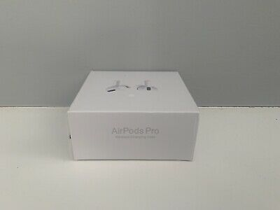 AU242.91 • Buy Apple AirPods Pro Wireless In-Ear Headphones With Charging Case - White...