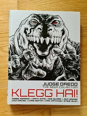£94.20 • Buy 2000ad Judge Dredd Mega Collection APOLOGIES NO LONGER AVAILABLE