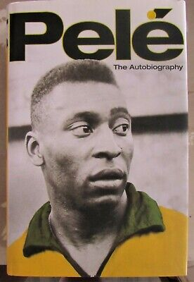 £27 • Buy Football Book The Autobiography Of PELE Signed