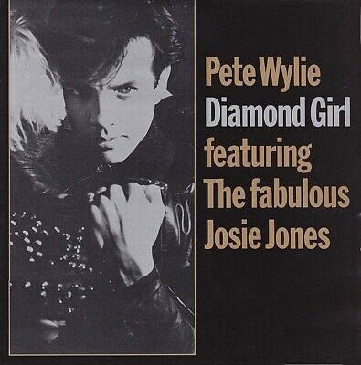 """£3 • Buy Diamond Girl / Pete Wylie 1986 UK 12"""" Single Excellent Condition"""