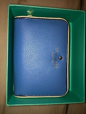 $ CDN69.99 • Buy Kate Spade Cobble Hill Cassidy Small Wallet In Alice