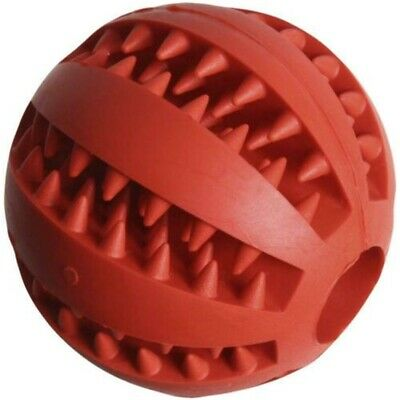 £0.22 • Buy Dog Treat Ball Interactive Chew Resist Toys Teeth Cleaning Food Dispenser Feeder