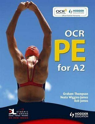 £4.22 • Buy OCR PE For A2 Paperback Rob James