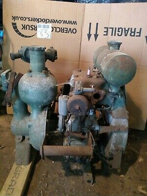 £25 • Buy Scammell WW2 Fire Pump Stationary Engine