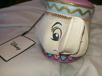 £0.99 • Buy Primark Disney Mrs Potts (beauty And The Beast) Purse Wallet With Tags