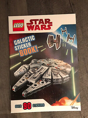 £0.75 • Buy Lego Star Wars: Galactic Sticker Book 90 Stickers NEW