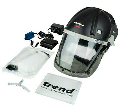 £218.95 • Buy Trend Airshield Pro Rechargable Battery Powered Air Full Face Respirator