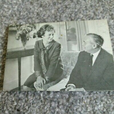 £19 • Buy Harold Wilson Signed Cwmbran Invitation Rare Other Signatures