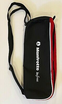 £25.17 • Buy Manfrotto BeFree Travel Tripod Padded Bag Black 1116108