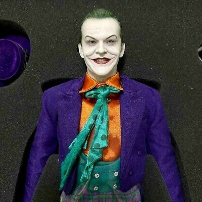 $459.99 • Buy Hot Toys Hottoys 1/6 : Figure Dx09 Joker 1989 Classic Version Used
