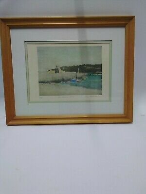 £7.99 • Buy Painting - The Harbour St Ives