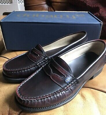 £25 • Buy Dubarry Oxford Loafers/Ladies Slip On Shoes, Burgundy Leather Size 4/37