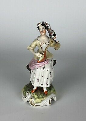 £25 • Buy An Early 19thc. Staffordshire Musician Figure