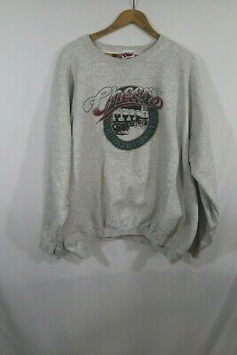 $16.99 • Buy Vintage 90s Cheers Boston Crewneck Sweatshirt Size 2XL Made In USA Stains