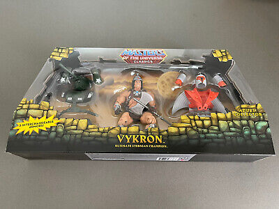 $99 • Buy MASTERS OF THE UNIVERSE Classics_VYKRON 6   Figure_San Diego Comic Con Exclusive