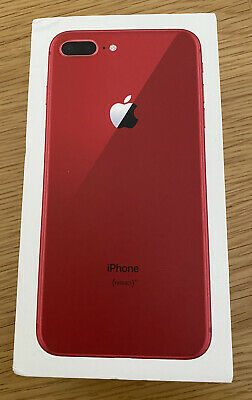 AU126.73 • Buy Apple IPhone 8 Plus (PRODUCT)RED - 64GB - (Unlocked) A1897 (GSM)