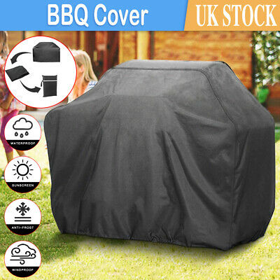 £7.99 • Buy 170CM BBQ Cover Heavy Duty Waterproof Garden Barbeque Grill Rain Gas Protector