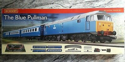 £139 • Buy HORNBY 'The Blue Pullman' Train Set - 00 Gauge, Boxed