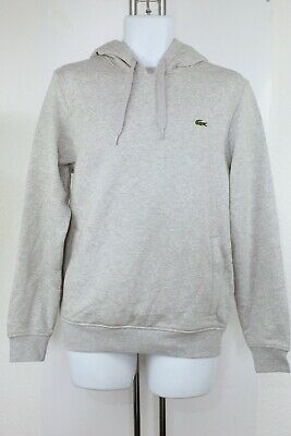 £19.97 • Buy Lacoste Mens Hoodie Grey UK Size Small