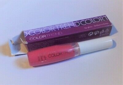 £3.79 • Buy Avon Color Trend - Read My Lips - 6ml Lip Gloss - Fluorescent Pink - New & Boxed