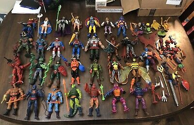 $3350 • Buy Masters Of The Universe Classics Lot Of 29 Two Bad Scareglow Ram Man Sorceress