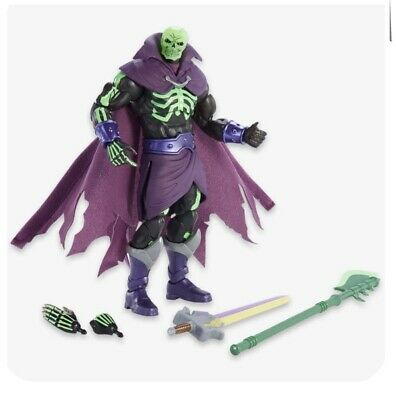 """$96 • Buy Masters Of The Universe Masterverse Revalations SDCC Exclusive 7"""" Scare Glow!"""