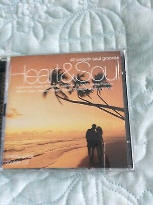 £5 • Buy Various Artists Cd. Heart And Soul