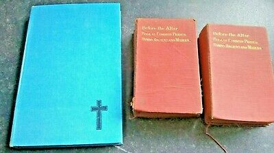£3.99 • Buy Promise Box Hugh Redwood 1952 + 2 Copies Of Before The Altar 1922