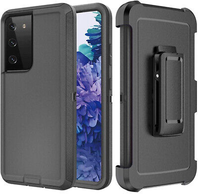 $ CDN14.93 • Buy For Samsung Galaxy Shockproof Case Cover+Swivel Belt Clip Fits OtterBox Defender