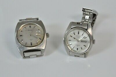 $ CDN8.70 • Buy Seiko Automatic Ladies Stainless Steel Band Watches GWO But For Parts Only