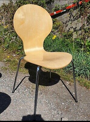 £15 • Buy Office / Cafe / School Seating Keeler Style Stacking Chairs Used Good Condition
