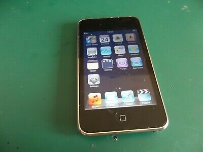 £3 • Buy Apple MB528LL/A IPod Touch 2nd Generation - Black