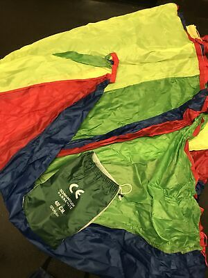 £35 • Buy Large Play  Rainbow Parachute New 4 M Kids/ Care Homes/activities