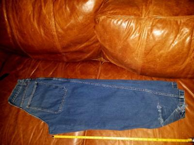 $55 • Buy JNCO Baggy Blue Jeans 34X34