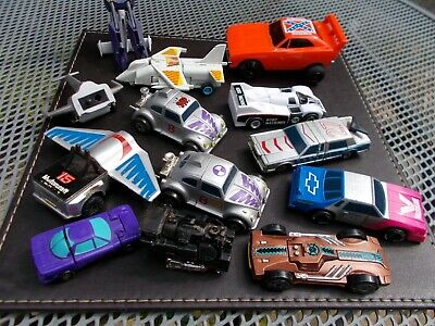 £10 • Buy Matchbox Connectables,bandai Robo Machines,lucky Toys Flipcar,general Lee