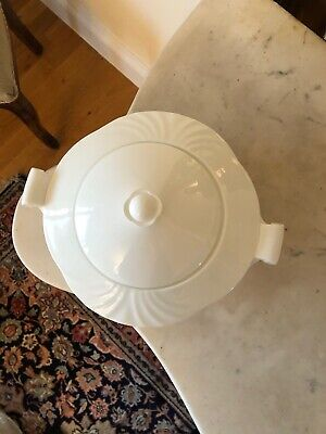 £45 • Buy Villeroy & And Boch ARCO WEISS Vegetable Tureen With Lid NEW