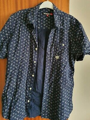£2 • Buy Mens Shirts Large DUCK AND COVER