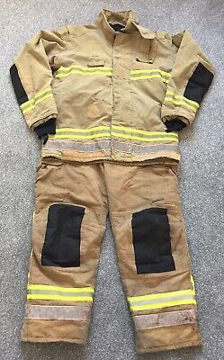 £60 • Buy Firefighter Tunic And Trousers - Current Issue Bristol Fire Kit Size LARGE