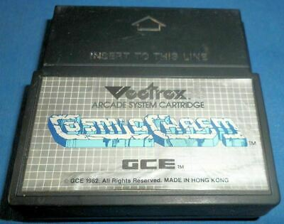 £11.87 • Buy VECTREX COSMIC CHASM Game Only Very Good Condition 1982