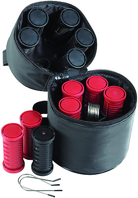 £31.09 • Buy Nicky Clarke Heated 3.5 Cm Rollers Compact Travel Set Of 12, Ionic Self Grip Pin